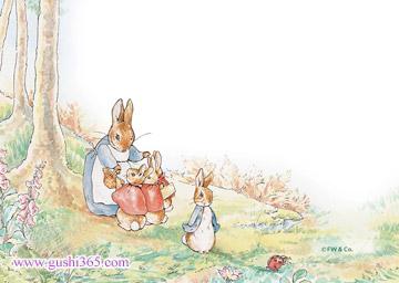 比得兔菜园历险记