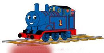 蓝火车上班