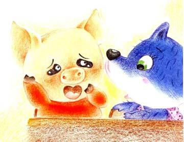 胖猪的烦恼