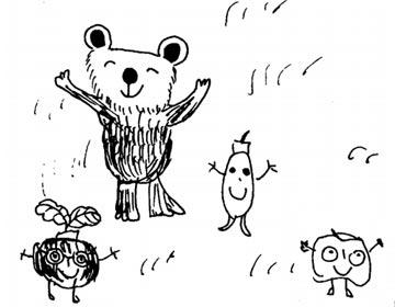 晴天小熊系列故事