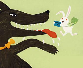兔子的名片