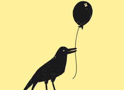 小乌鸦的孤独