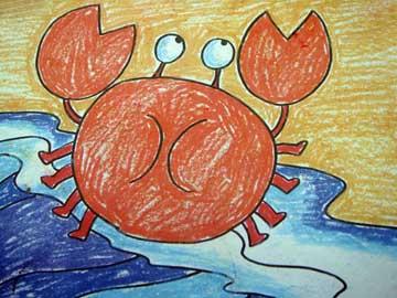 被冤枉的小螃蟹