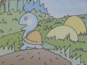 小乌龟找妈妈