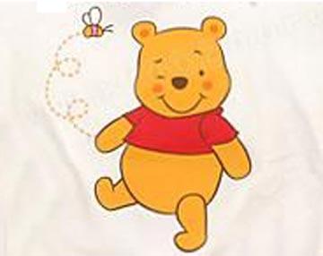 不爱洗脸的小熊