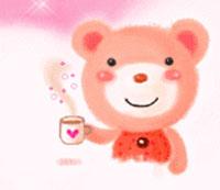 小熊的颜色餐厅